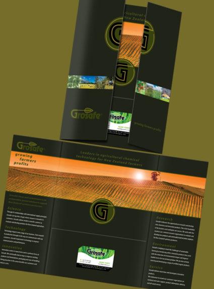 Grosafe Presentation Folder