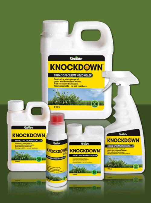 Grosafe Knockdown Packaging Range