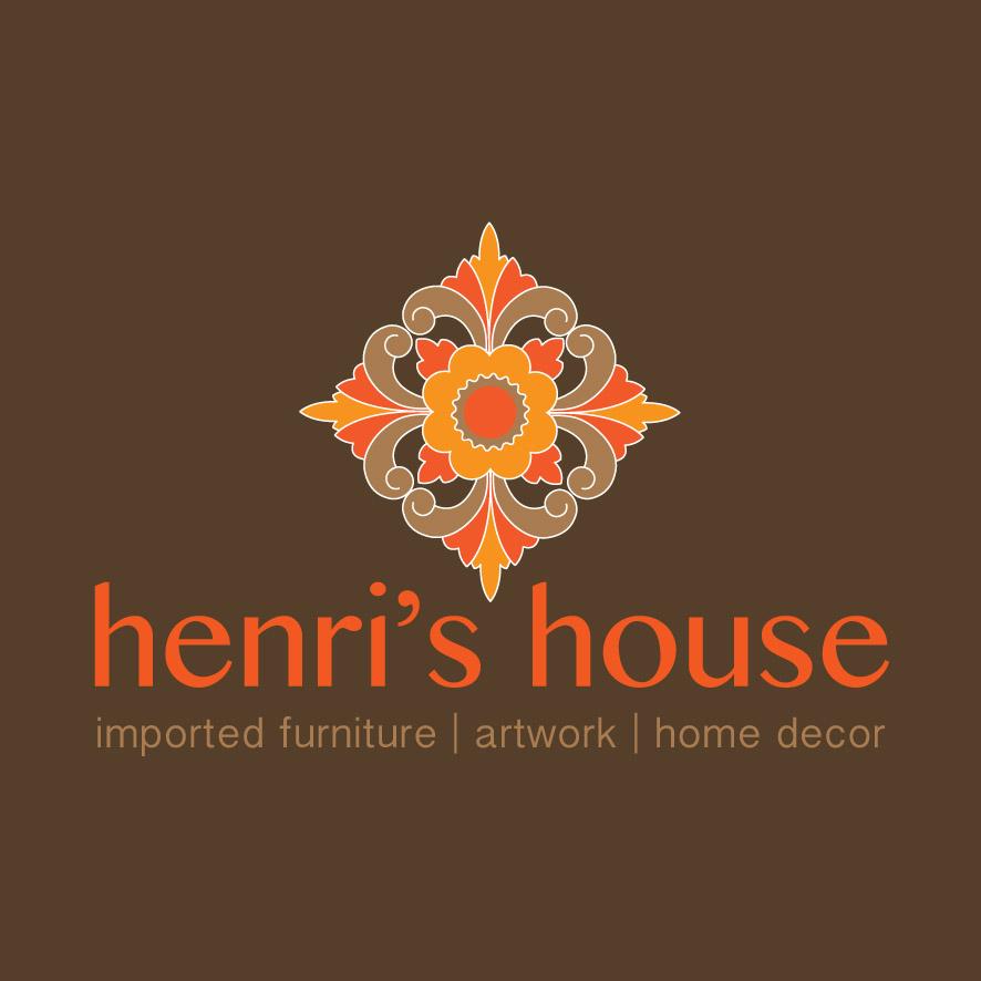 Henris House Logo