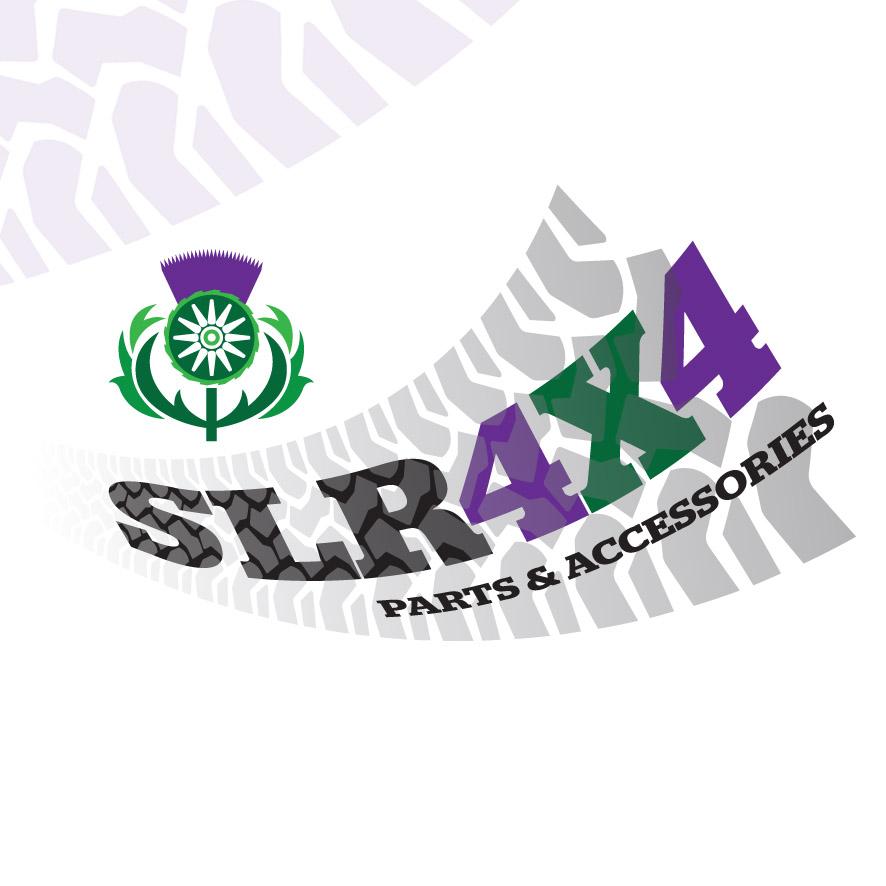 SLR4X4 Logo