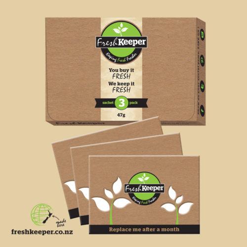 Freshkeeper Box & Sachets