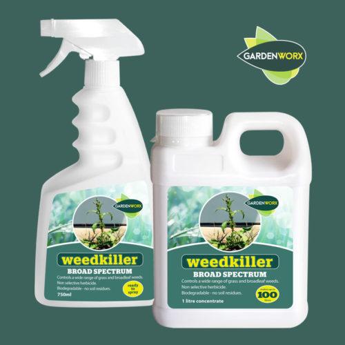 Gardenworx Weedkiller Range