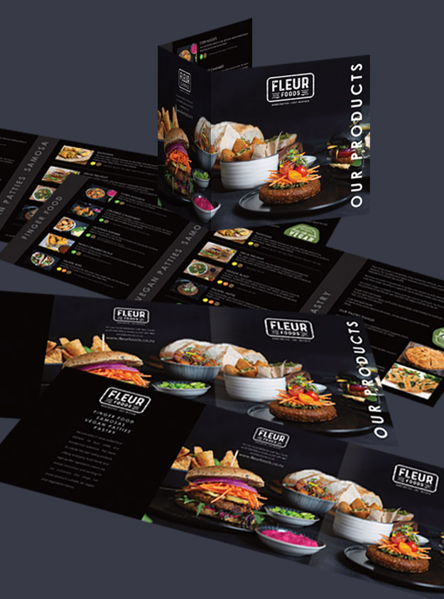 Fleur Foods New Look Brochure