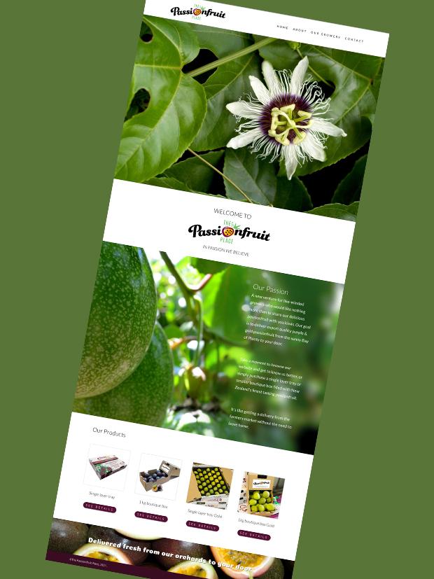 Grosafe Website Design